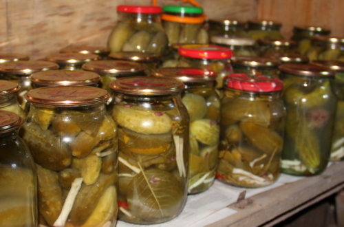 Квашені огірки як з бочки