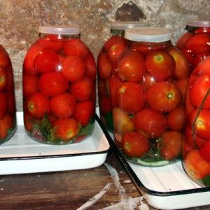 Квашені помідори