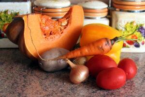 інгредієнти на суп
