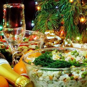 страви для Новорічного столу