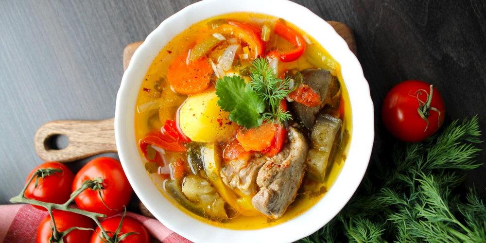 Шулюм - суп кочових народів