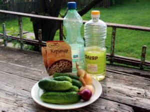 продукти на салат «Ніжинський»